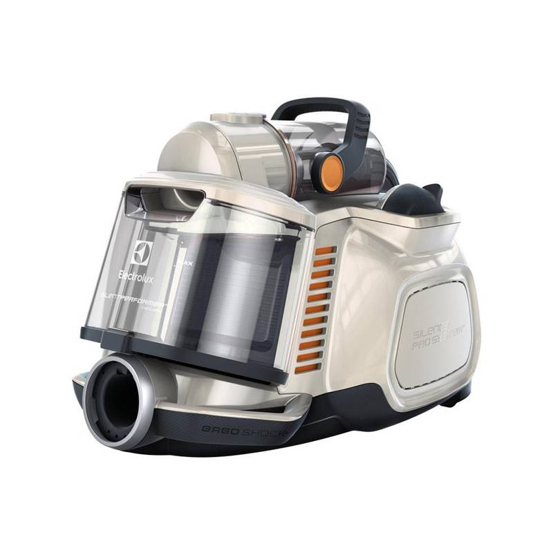 Vysávač podlahový Electrolux SilentPerformer Cyclonic ESPC74SW biely + Doprava zadarmo
