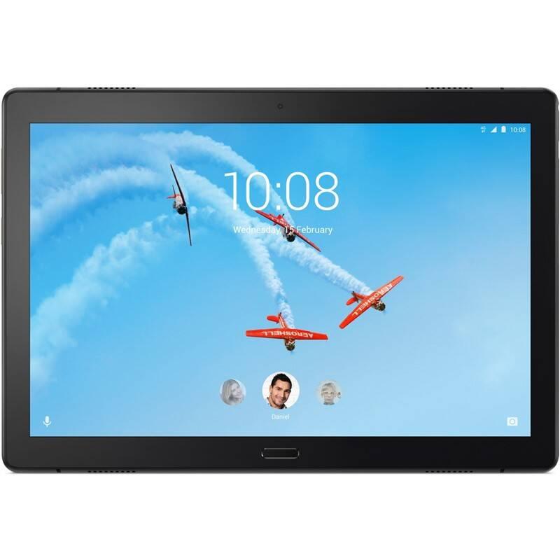 Dotykový tablet Lenovo Tab P10 64 GB LTE (ZA450149CZ) černý