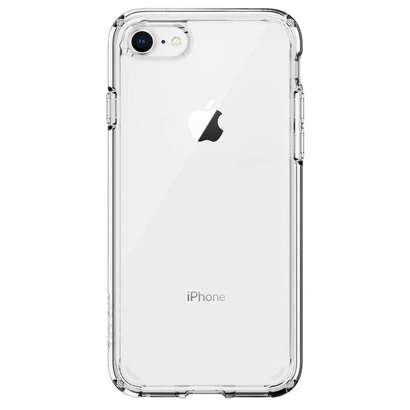 Kryt na mobil Spigen Ultra Hybrid 2 na Apple iPhone 7/8/SE (2020) (042CS20927) priehľadný