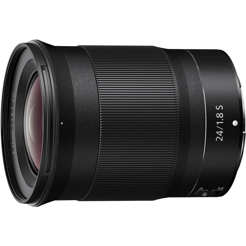 Objektív Nikon NIKKOR Z 24 mm f/1.8 S (JMA103DA) čierny + Doprava zadarmo