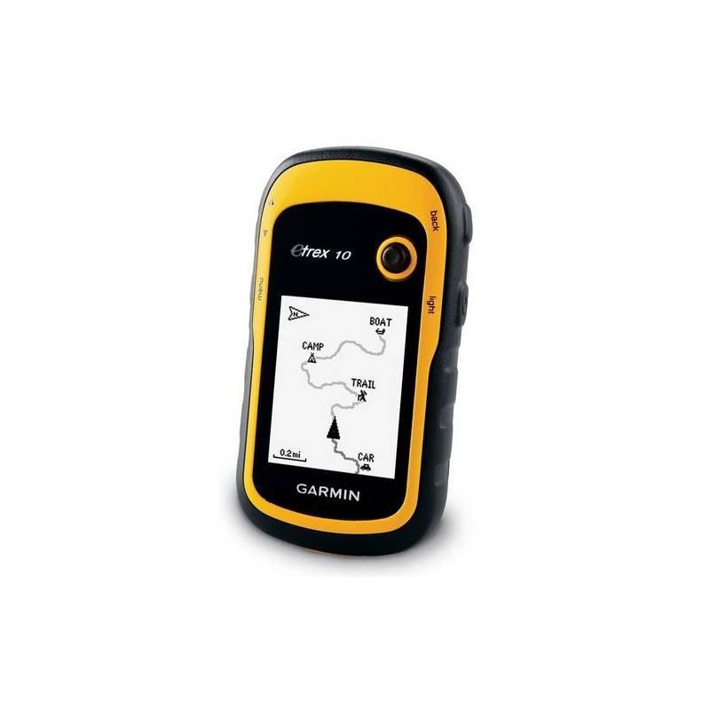 Navigačný systém GPS Garmin eTrex 10