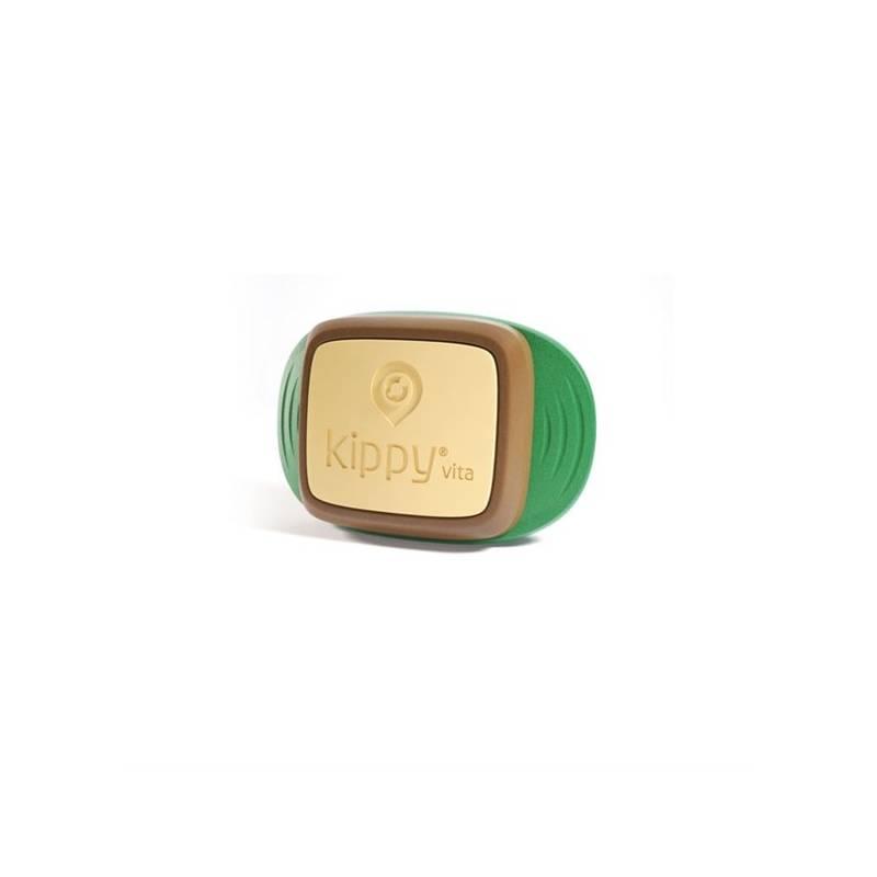 GPS lokátor Kippy VITA Camo sentinel zelený