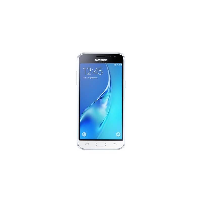 Mobilný telefón Samsung Galaxy J3 2016 (SM-J320) Dual SIM (SM-J320FZWDETL) biely Software F-Secure SAFE, 3 zařízení / 6 měsíců (zdarma) + Doprava zadarmo