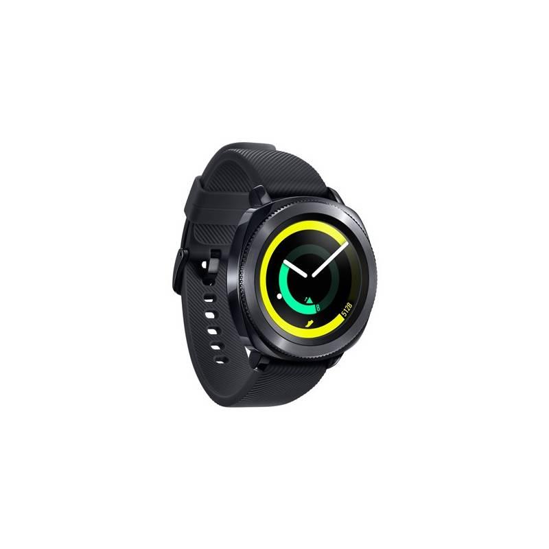 Chytré hodinky Samsung Gear Sport (SM-R600NZKAXEZ) čierny