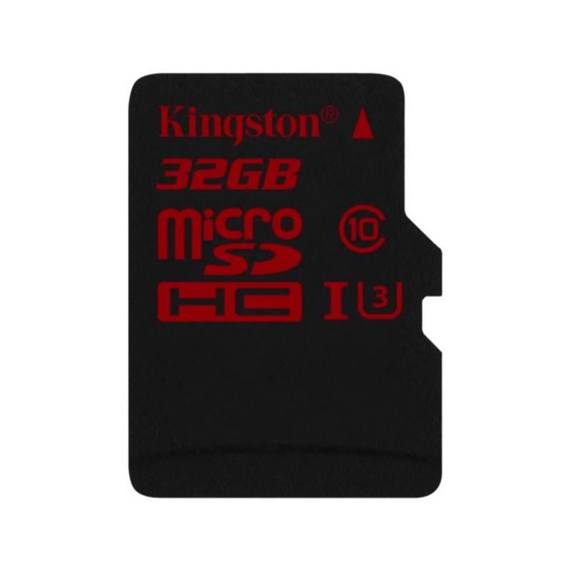 Pamäťová karta Kingston MicroSDHC 32GB UHS-I U3 (90R/80W) (SDCA3/32GBSP)