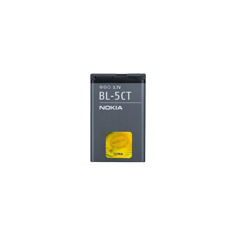 Batéria Nokia BL-5CT, 1 050 mAh, Li-Ion, pro Nokia C5-00, 3720c, 6303c, 6730c (195757)