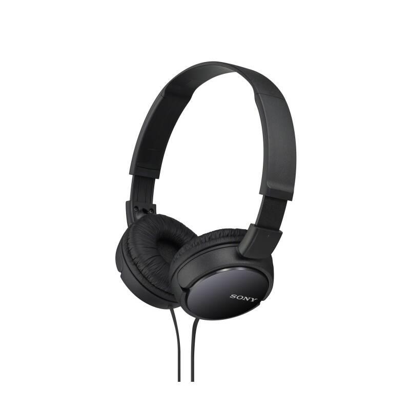 Slúchadlá Sony MDRZX110B.AE (MDRZX110B.AE) čierna