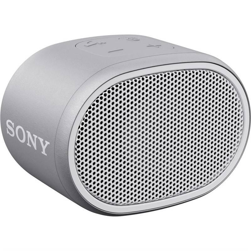 Prenosný reproduktor Sony SRSXB01 (SRSXB01W.CE7) biely