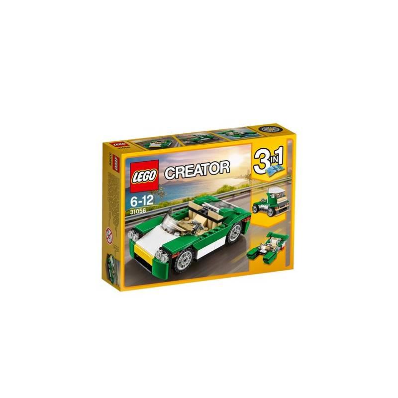 Stavebnica LEGO® CREATOR 31056 Zelený rekreační vůz