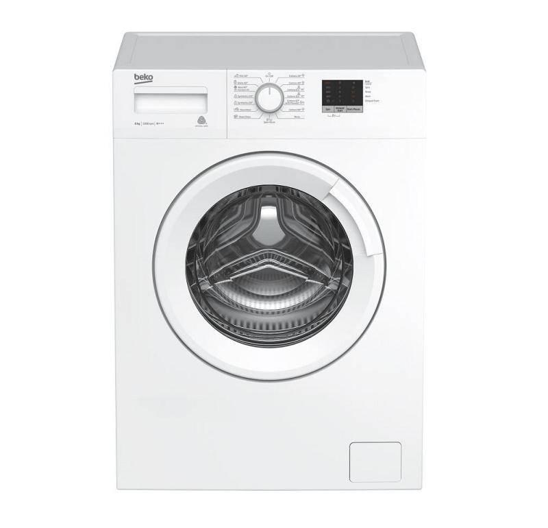 Automatická práčka Beko WRE 6511 BWW biela