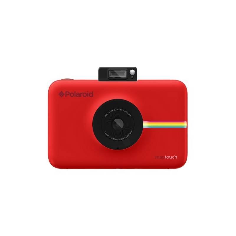 Digitální fotoaparát Polaroid SNAP TOUCH Instant Digital (POLSTR) červený