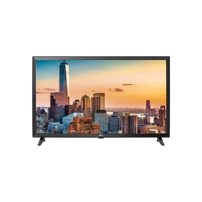 Televízor LG 32LJ510U čierna + Doprava zadarmo