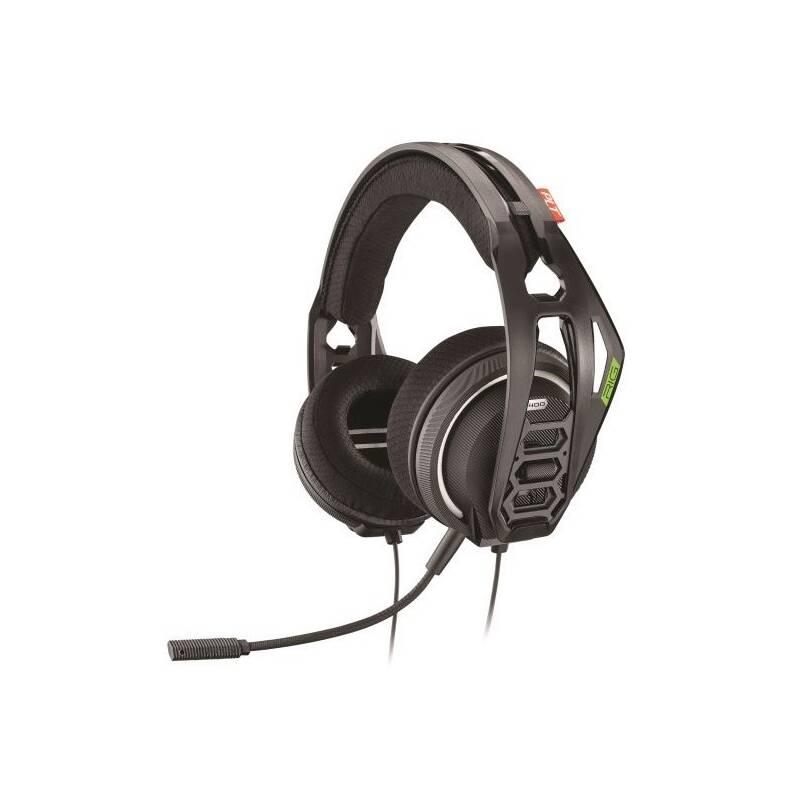 Headset Nacon RIG 400HX pro Xbox One, Xbox Series X (RIG400HX) čierny