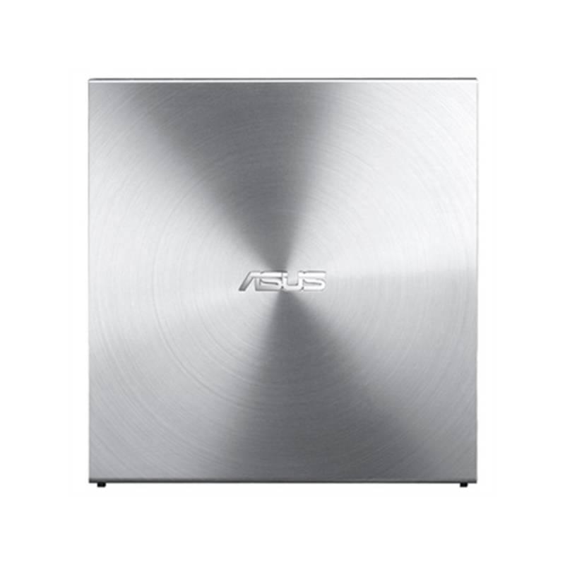 Externá DVD napaľovačka Asus SDRW-08U5S-U slim (90DD01X2-M29000) strieborná