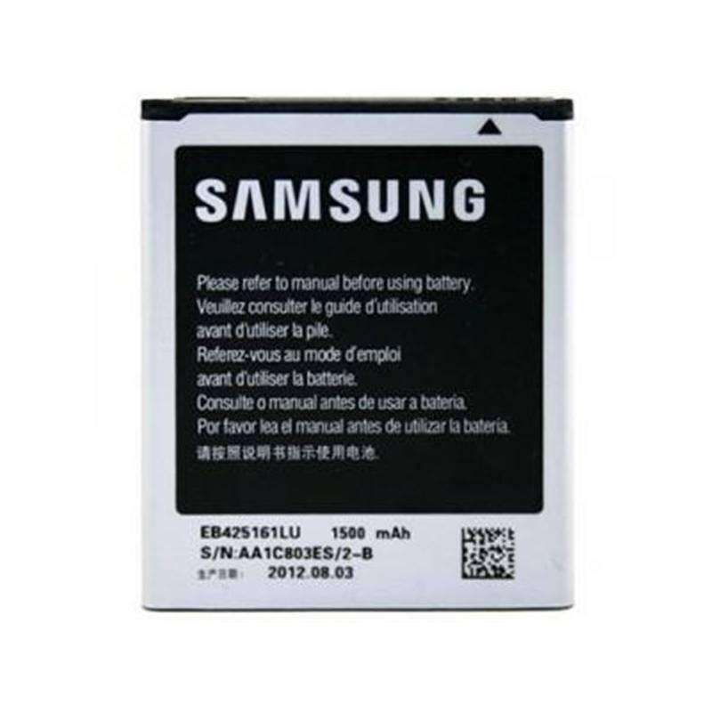 Batéria Samsung pro Galaxy Trend, Ace 2, S Duos, Li-Ion 1500mAh (EB425161LU) - bulk (EB425161LU)