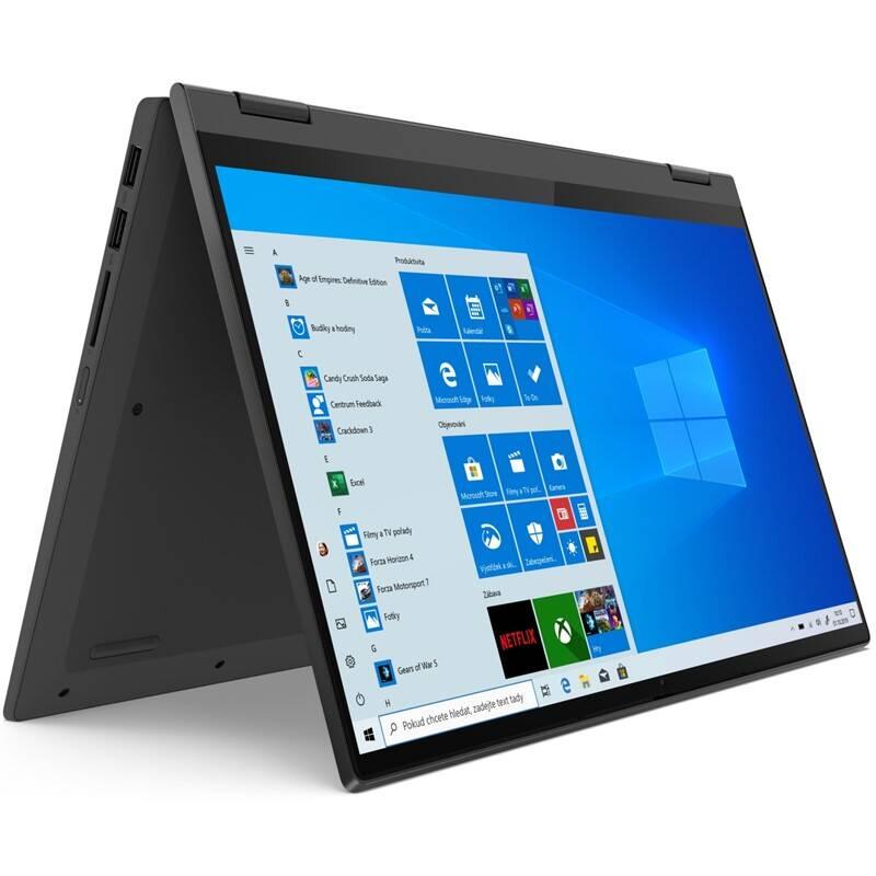 Notebook Lenovo Flex 5-14ALC05 (82HU007BCK) sivý + Doprava zadarmo