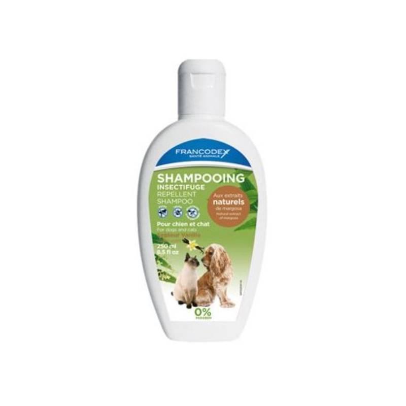 Šampón Francodex repelentní Vanilla pes, kočka 250 ml