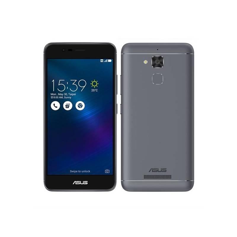 Mobilný telefón Asus ZenFone 3 Max ZC520TL (ZC520TL-4H077WW) sivý