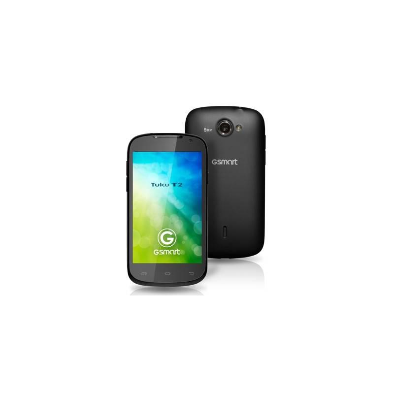 Mobilný telefón Gigabyte GSmart TUKU T2 Dual Sim (2Q001-00014-390S) čierny 03141945c78