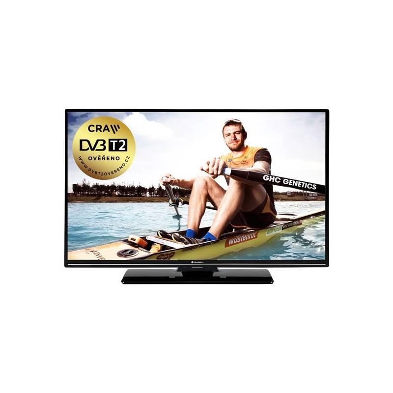 Televízor GoGEN TVF 32N425 STWEB čierna + Doprava zadarmo
