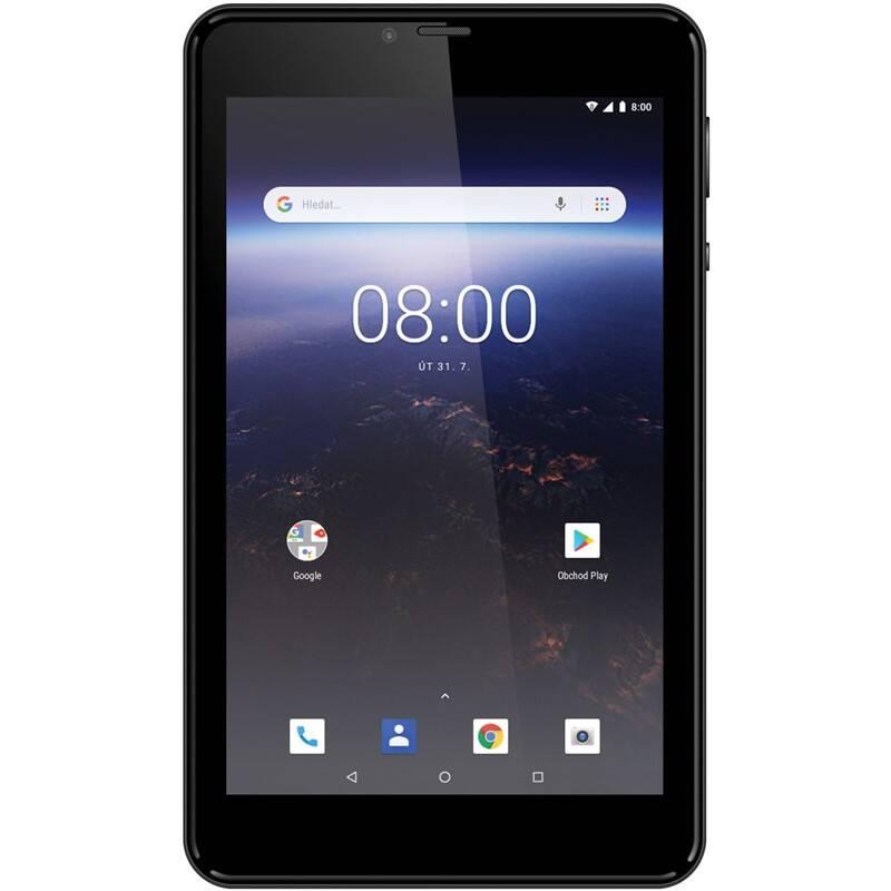 Dotykový tablet Umax VisionBook 7Qa 3G (UMM2407QA) černý