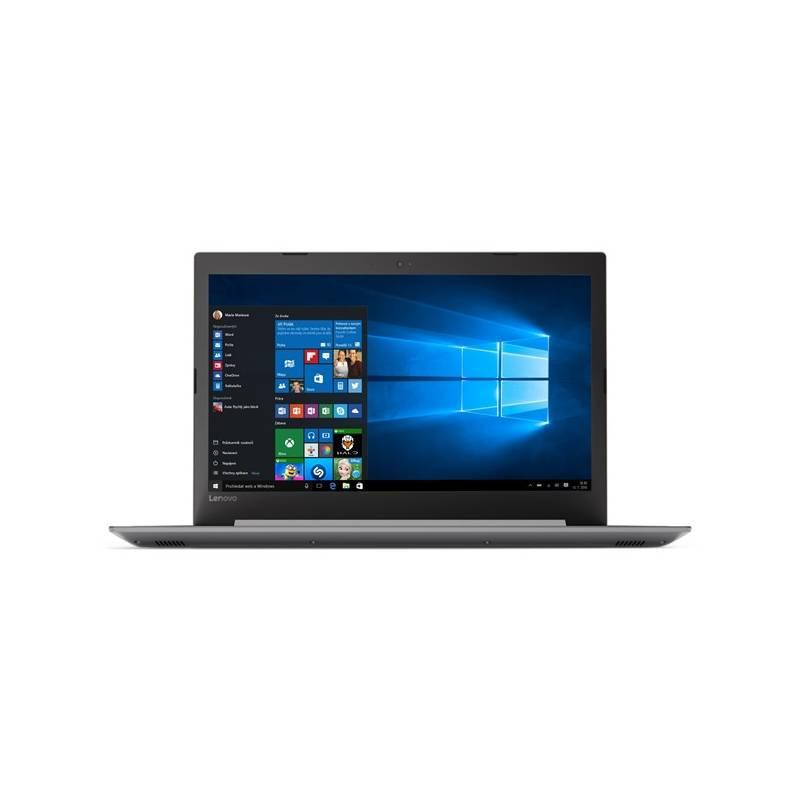 Notebook Lenovo IdeaPad 320-17ISK (80XJ002TCK) sivý Software F-Secure SAFE, 3 zařízení / 6 měsíců (zdarma) + Doprava zadarmo