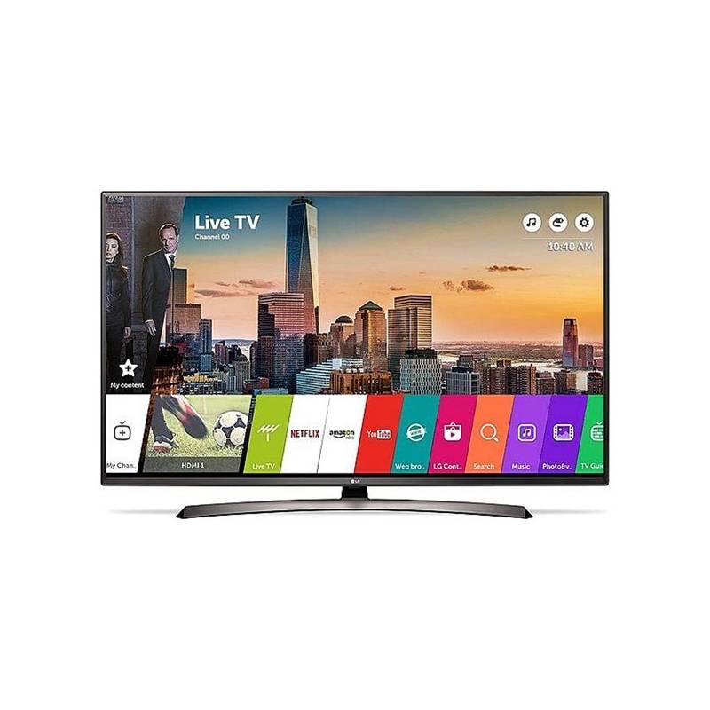 Televízor LG 49LJ624V čierna