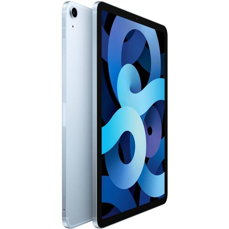 Tablet Apple iPad Air (2020) Wi-Fi + Cellular 64GB - Sky Blue (MYH02FD/A)