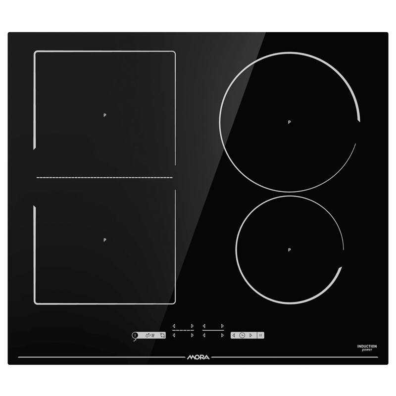 Indukční varná deska Mora VDIT 655 C černá