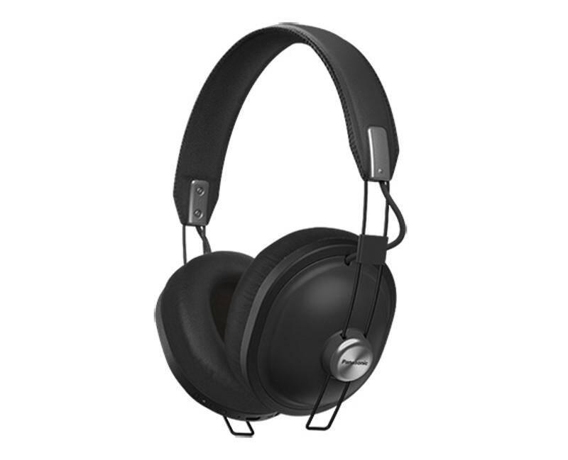 Sluchátka Panasonic RP-HTX80BE-K (RP-HTX80BE-K) černá