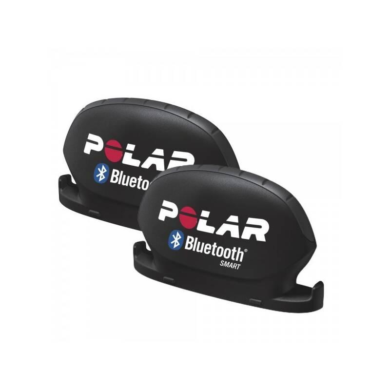 Snímač rychlosti a kadence Polar Bluetooth Smart - černá + Doprava zadarmo