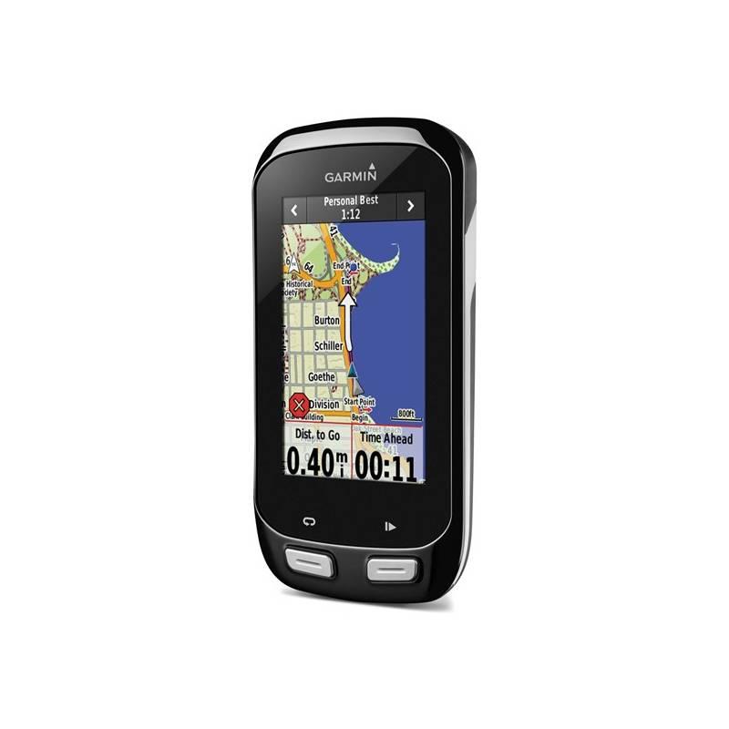 Navigačný systém GPS Garmin EDGE 1000 PRO Bundle čierna + Doprava zadarmo