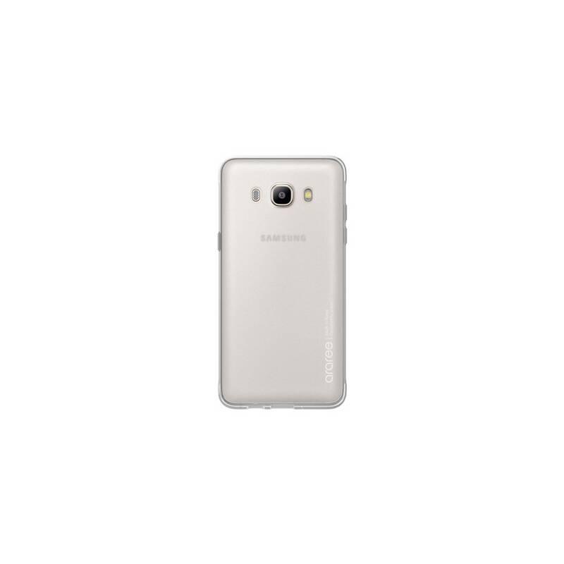 Kryt na mobil Samsung Clear Cover pro Galaxy J7 2016 (GP-J710KDCPAAH) priehľadný