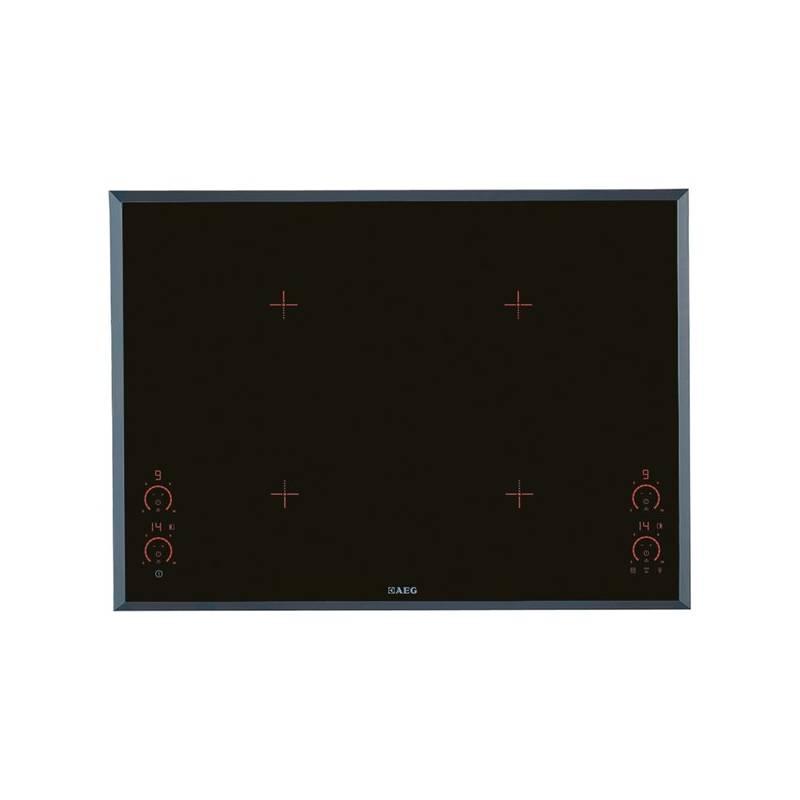Indukčná varná doska AEG Mastery HK774400FB čierna + Doprava zadarmo