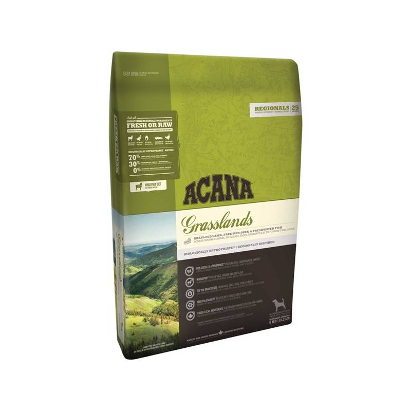 Granule Acana Dog Regionals Grasslands 6 kg
