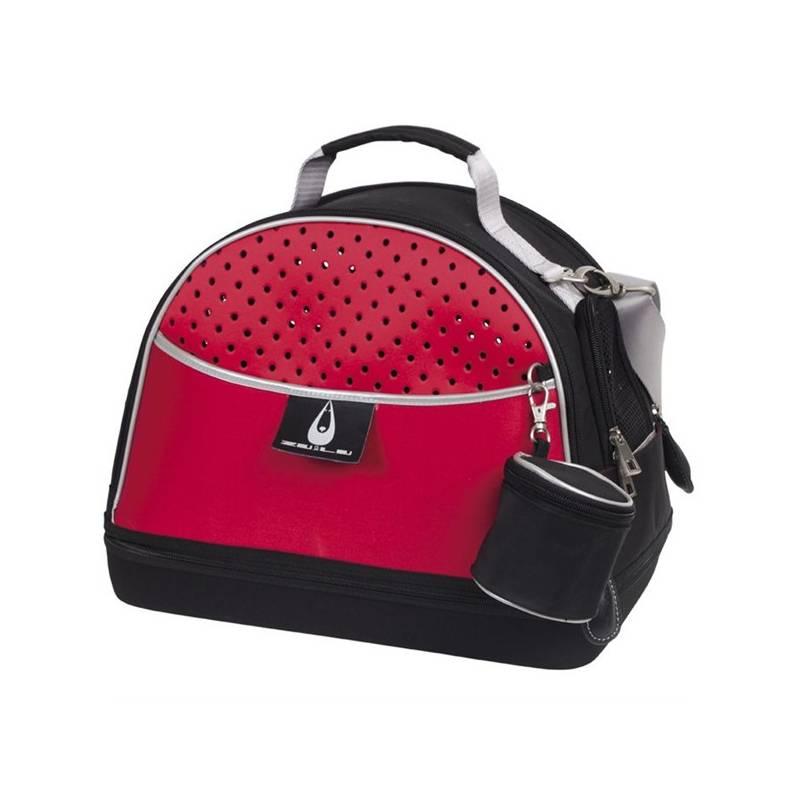 Taška Nobby Alexia 3v1 přepravní taška do 5 kg červená