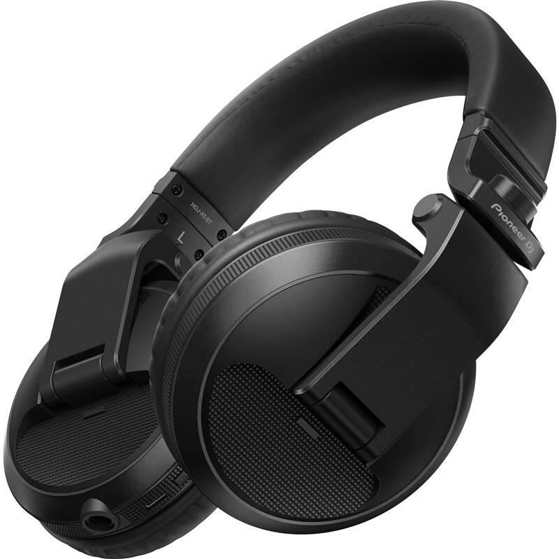 Slúchadlá Pioneer DJ HDJ-X5BT-K (HDJ-X5BT-K) čierna + Doprava zadarmo