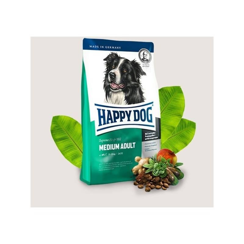 Granule HAPPY DOG MEDIUM Adult 12,5kg + Doprava zadarmo