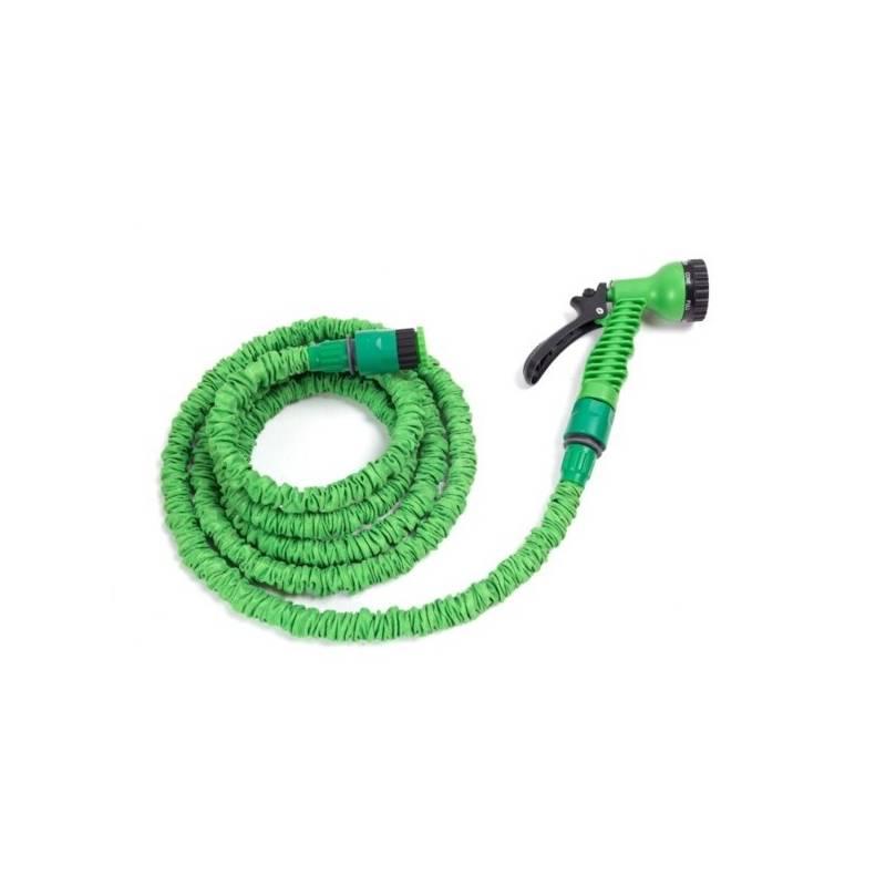 Hadice zmršťovacia Dimenza 15 m zelená