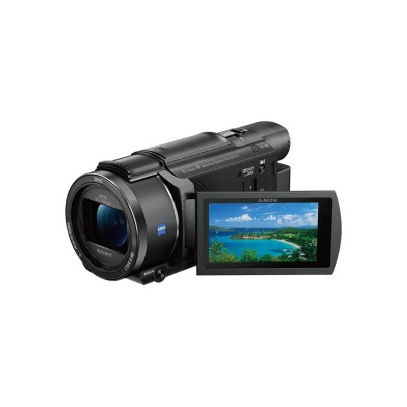 Videokamera Sony FDR-AX53B čierna + Doprava zadarmo