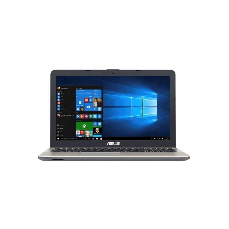 Notebook Asus X541UA-DM1224T (X541UA-DM1224T) čierny Software F-Secure SAFE, 3 zařízení / 6 měsíců (zdarma) + Doprava zadarmo