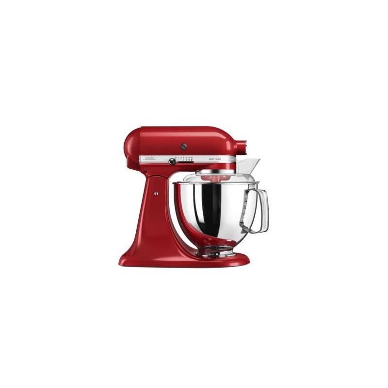 Kuchynský robot KitchenAid Artisan 5KSM175PSEER červený