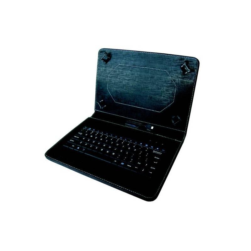 Púzdro s klávesnicou na tablet iGET CASE S10B čierne