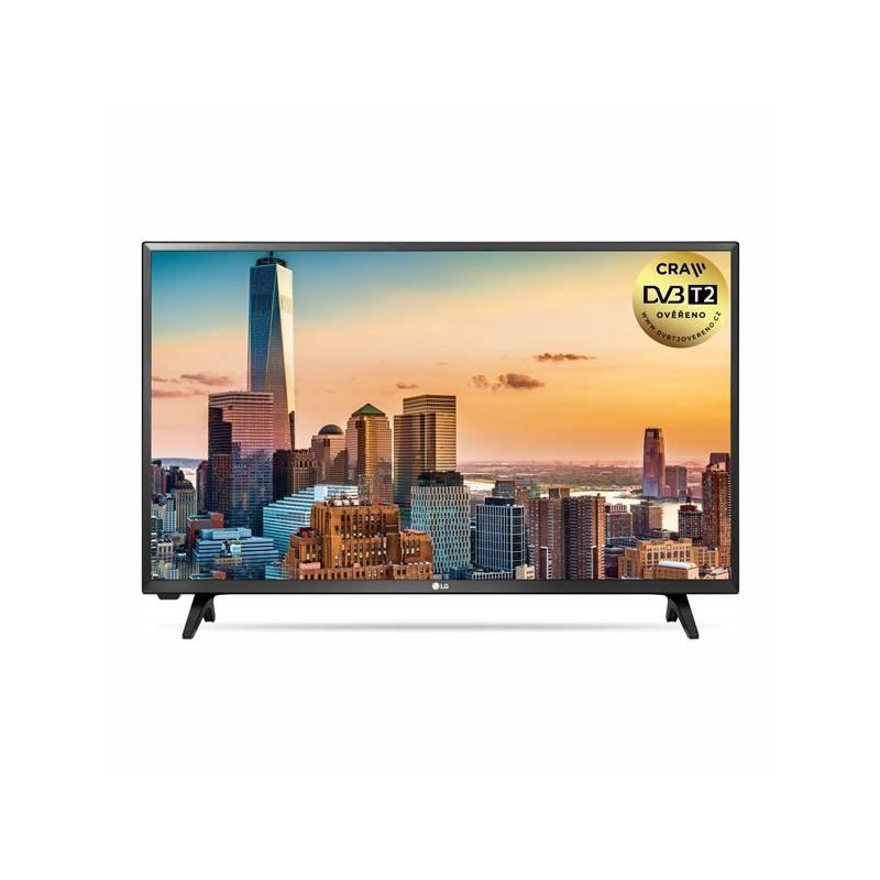 Televízor LG 32LJ502U čierna