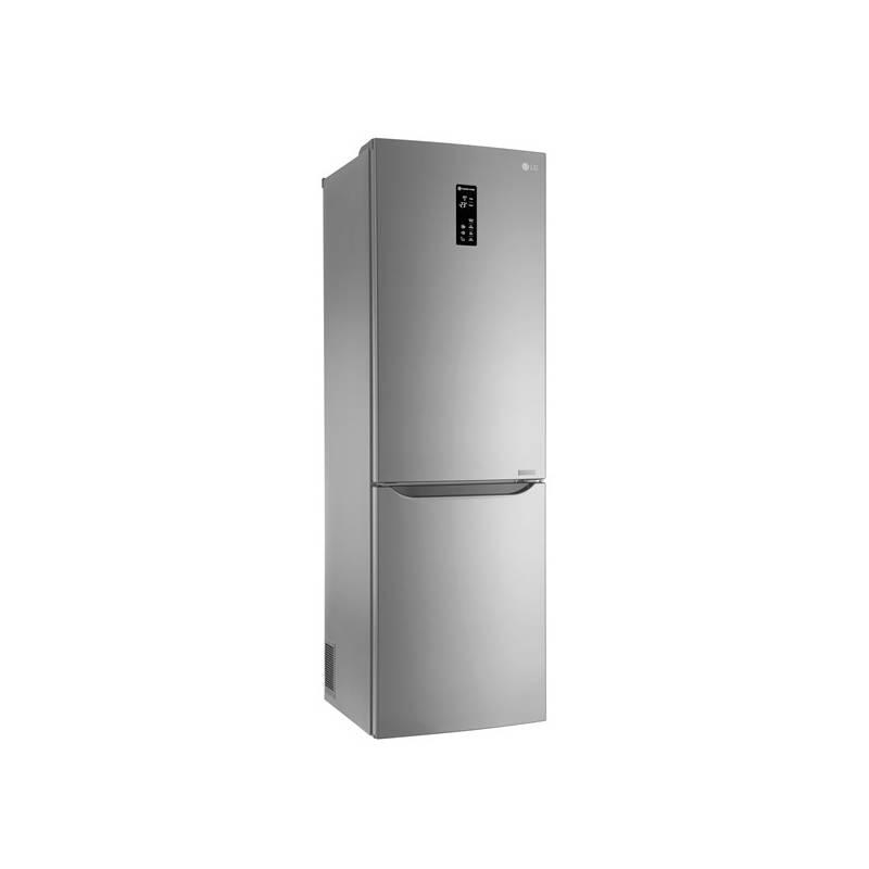 Kombinácia chladničky s mrazničkou LG GBB59PZDZS nerez + Doprava zadarmo