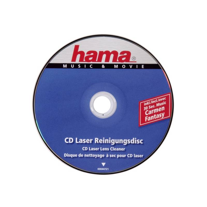 Čistící disk Hama 1ks