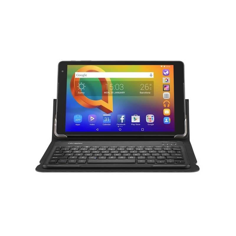 """Tablet ALCATEL A3 10"""" Wi-Fi 8079 + klávesnice (8079-2CALE15-3 ) čierny"""