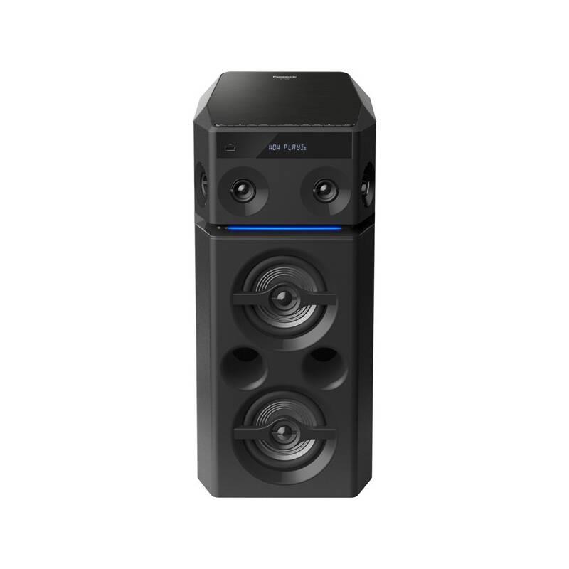 Párty reproduktor Panasonic SC-UA30E-K čierny + Doprava zadarmo