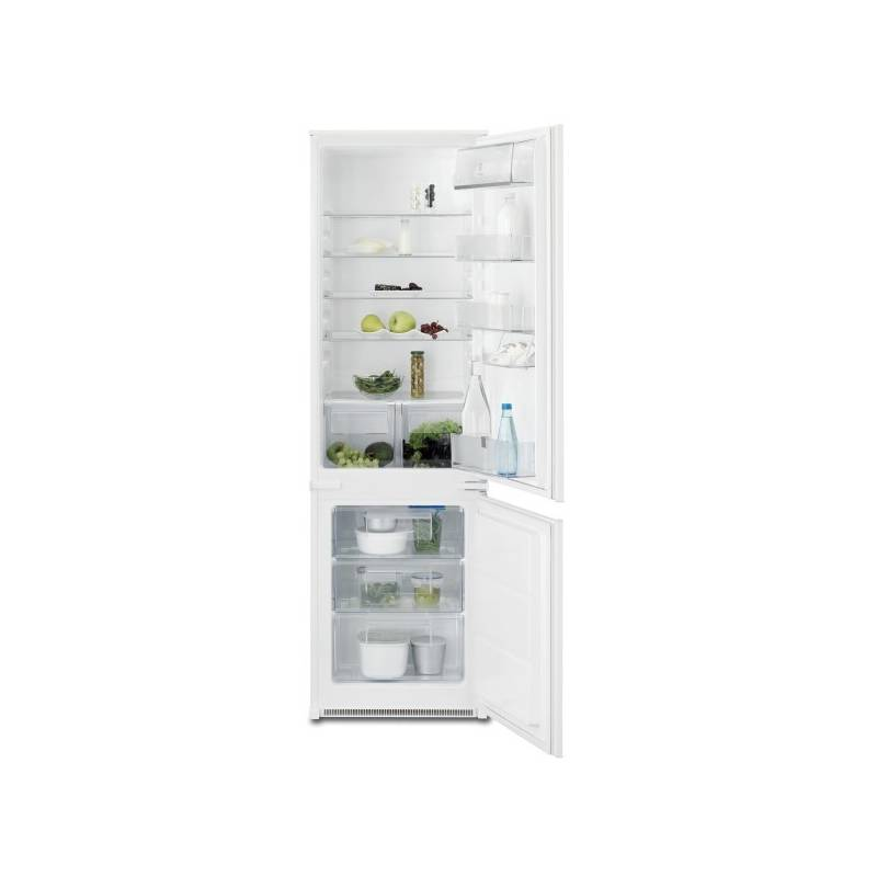 Kombinácia chladničky s mrazničkou Electrolux ENN2801BOW + Doprava zadarmo