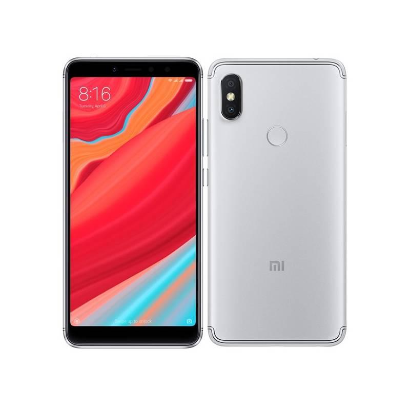 Mobilný telefón Xiaomi Redmi S2 32 GB Dual SIM (18459) sivý Software F-Secure SAFE, 3 zařízení / 6 měsíců (zdarma)